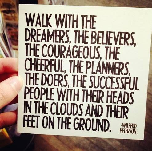 dreamers, doers