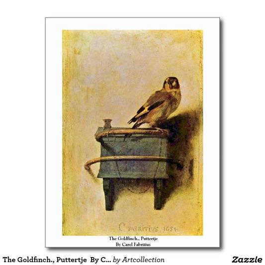 Goldfinch - Fabritius