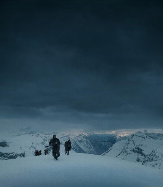 the revenant snow