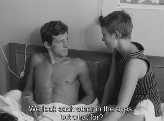 Breathless (1960) -7