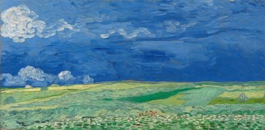wheatfield thunder van gogh